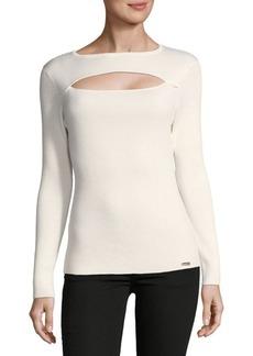 Calvin Klein Ribbed Pullover