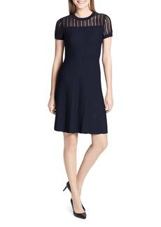 Calvin Klein Ribbed Sweater Dress