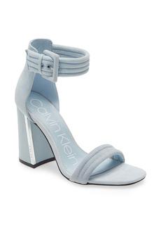 Calvin Klein Rochanda Ankle Strap Sandal (Women)