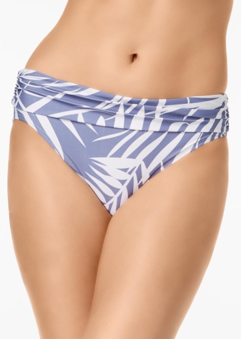 7a17b3ec03 Calvin Klein Calvin Klein Ruched-Waist Bikini Bottoms Women's ...