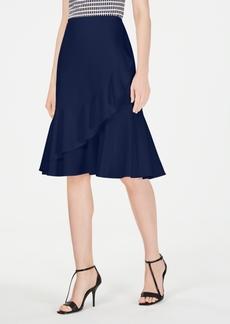 Calvin Klein Ruffled Skirt