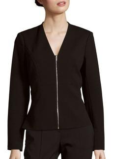 Calvin Klein Scuba Long-Sleeve Jacket