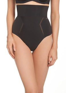 Calvin Klein Sculpted Shapewear High Waist Thong