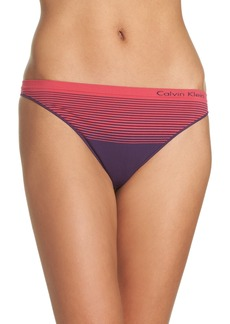 Calvin Klein Seamless Illusion Thong (3 for $33)