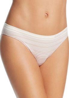 Calvin Klein Seamless Illusions Bikini #QD3615