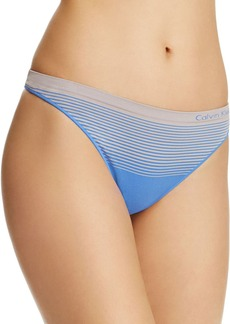 Calvin Klein Seamless Illusions Thong