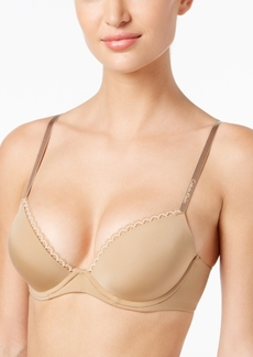 Calvin Klein Seductive Comfort Customized Lift Bra F2892