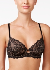 Calvin Klein Seductive Comfort With Lace Full Coverage Bra QF1741