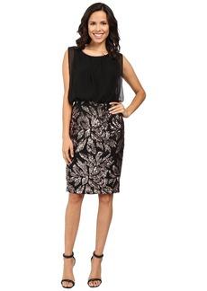 Calvin Klein Sequin Skirt Dress CD6B5V3Y