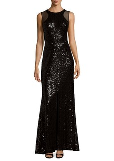 Calvin Klein Sequined Dress