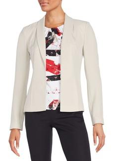 Calvin Klein Shawl Lapel Jacket