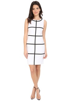 Calvin Klein Sheath Line Dress CD5X1H6D