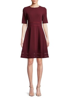Calvin Klein Short-Sleeve Dress