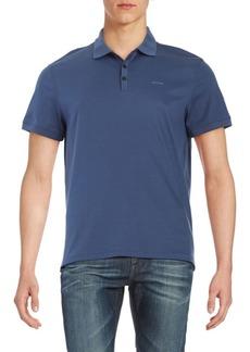 Calvin Klein Short Sleeve Cotton Polo