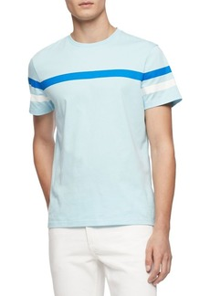 Calvin Klein Short-Sleeve Cotton Tee