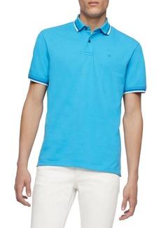 Calvin Klein Short Sleeve Pique Polo