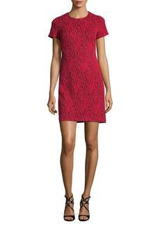Calvin Klein Short Sleeved Dress