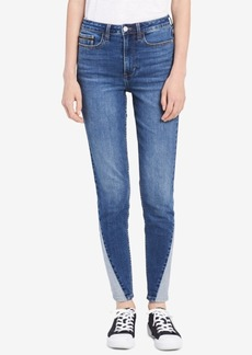 Calvin Klein Skinny Jeans Contrast-Ankle Jeans
