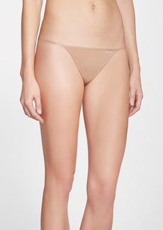 Calvin Klein Sleek G-String Thong (3 for $30)