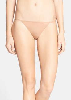 Calvin Klein 'Sleek' String Bikini (3 for $30)