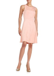 Calvin Klein Sleeveless A-Line Dress