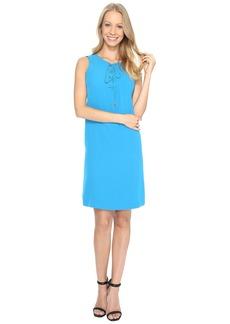 Calvin Klein Sleeveless Lace-Up Dress