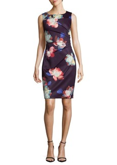 Calvin Klein Sleeveless Roundneck Dress