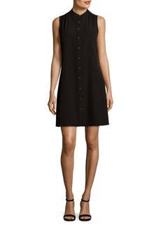 Calvin Klein Sleeveless Shift Dress