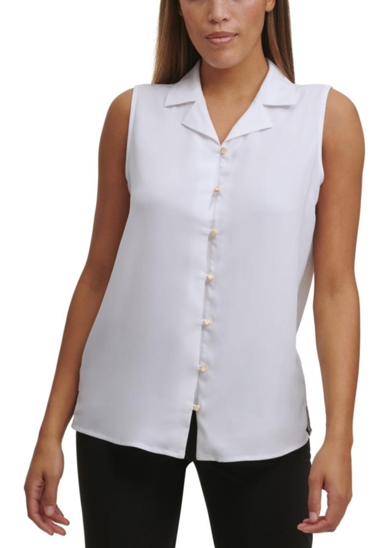 Calvin Klein Sleeveless Shirt