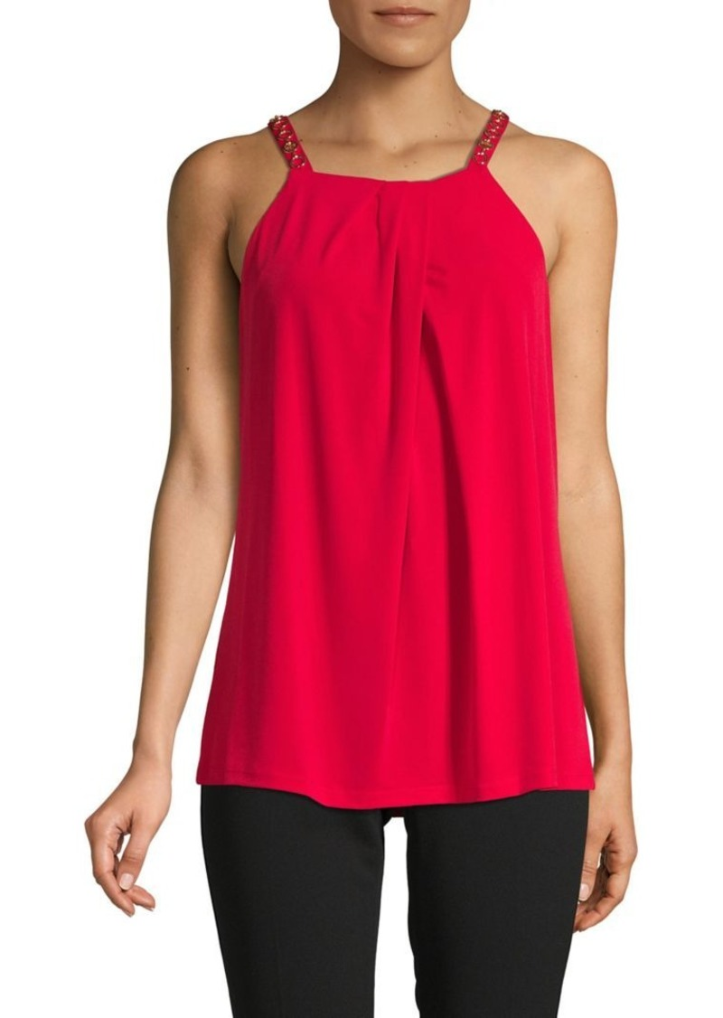 Calvin Klein Sleeveless Stretch Top