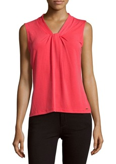 Calvin Klein Sleeveless Stretchable Top