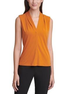 Calvin Klein Sleeveless V-Neck Camisole Top
