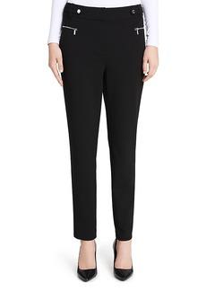 Calvin Klein Slim Crepe Pants