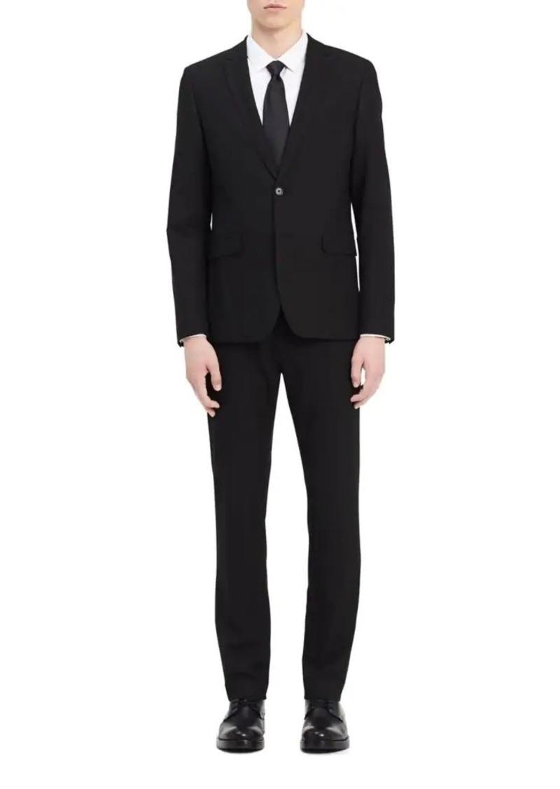 Calvin Klein Slim-Fit Blazer