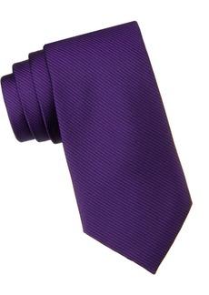 Calvin Klein Slim Fit King Cord II Silk Tie
