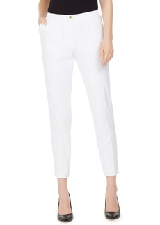 Calvin Klein Slim-Leg Ankle Dress Pants