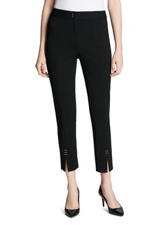 Calvin Klein Slit-Cuff Ankle Pants