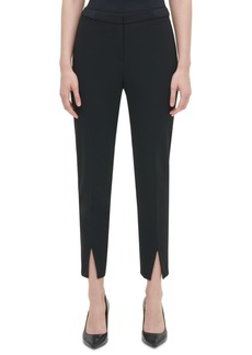 Calvin Klein Slit-Front Pants
