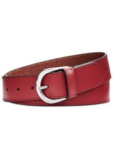 Calvin Klein Smooth Leather Belt
