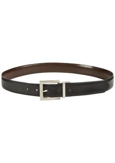 Calvin Klein Smooth Plus-Size Reversible Pant Belt