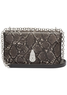 Calvin Klein Snake Lock Shoulder Bag