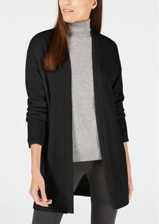 Calvin Klein Solid Cashmere Cardigan