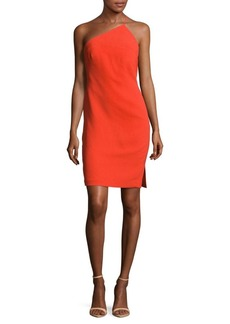 Calvin Klein Solid Crepe Dress
