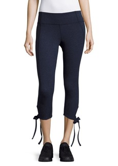 Calvin Klein Solid Pull-On Leggings
