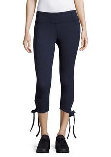 Calvin Klein Solid Pull-On Leggings