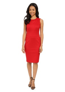 Calvin Klein Solid Sheath Dress