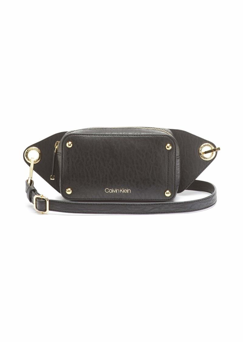 Calvin Klein Sonoma Bubble Lamb Novelty Key Item Belt Bag