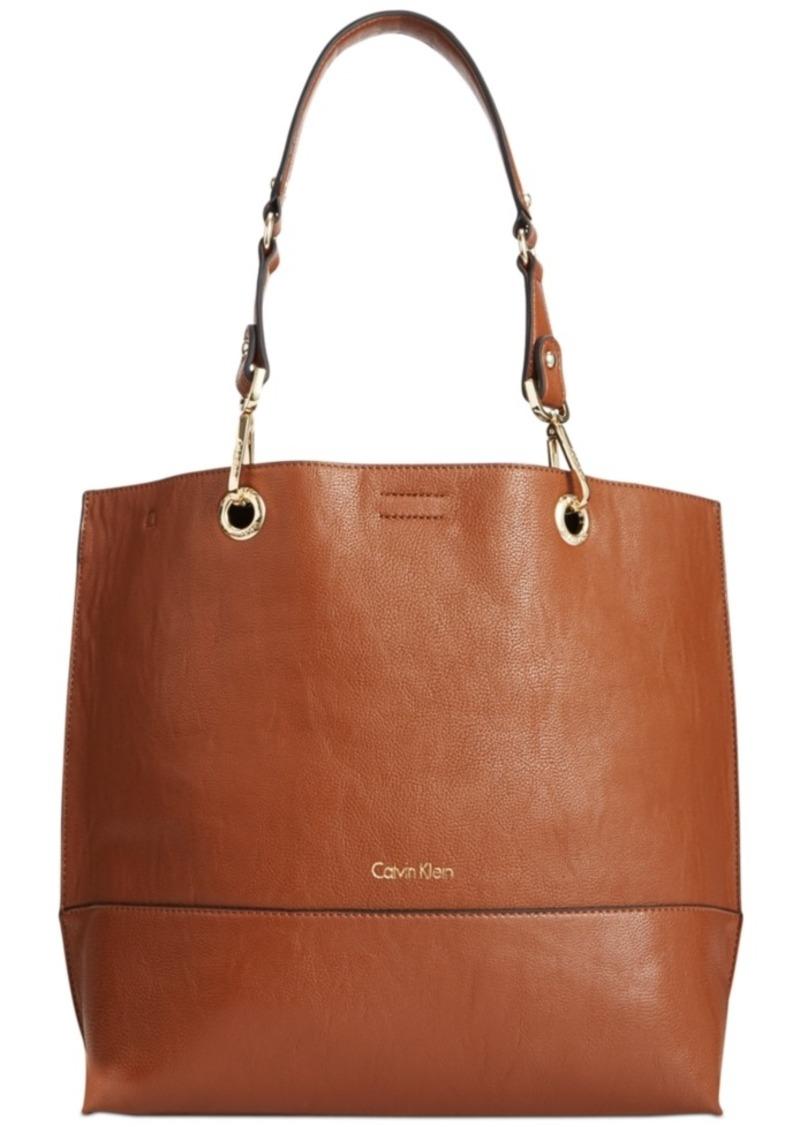 Calvin Klein Calvin Klein Sonoma Reversible Novelty Tote ...