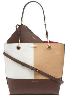 Calvin Klein Sonoma Reversible Tote with Pouch