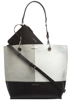 Calvin Klein Sonoma Tote with Pouch